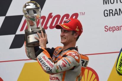Honda's Dani Pedrosa hails his 'massive' MotoGP achievement in 2015