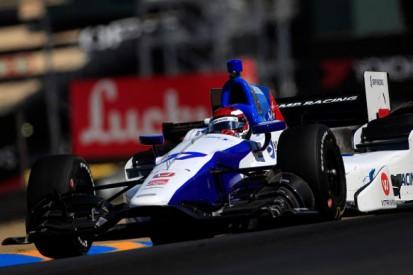 "IndyCar return for Mikhail Aleshin ""a big present"" - Sam Schmidt"