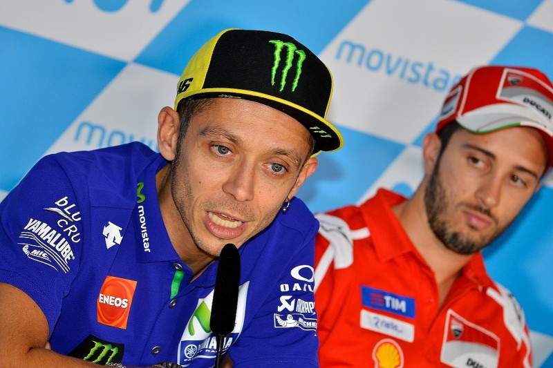 Speed of Yamaha rider Rossi's recovery 'perplexing' - MotoGP doctor