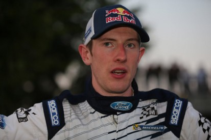 Elfyn Evans shocked to be demoted from M-Sport WRC team
