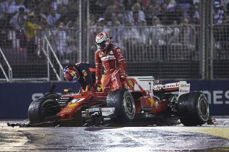 Kimi Raikkonen hits out at Ferrari F1 2017 title chance sceptics