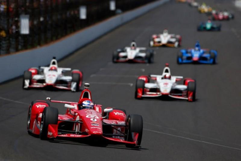 IndyCar champion Scott Dixon thinks nobody had a strong 2015 season