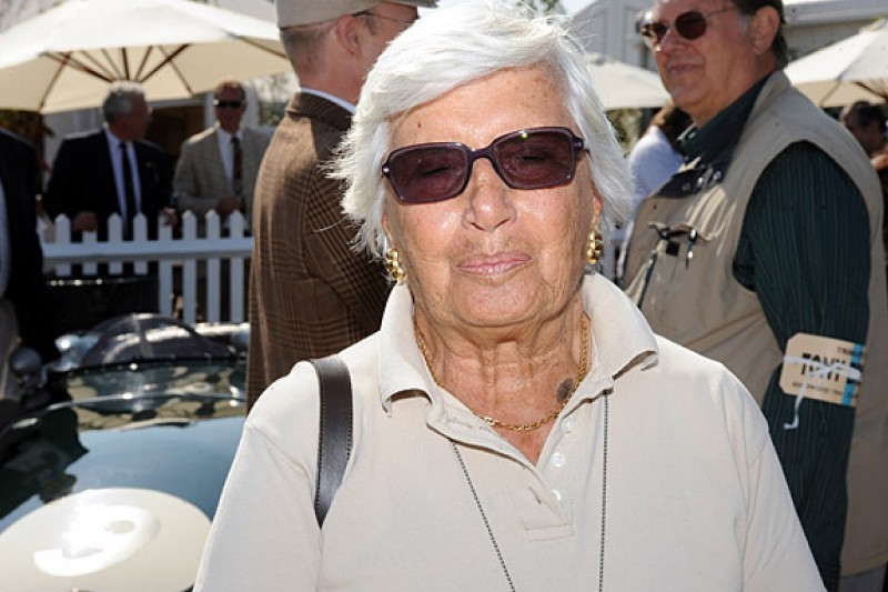 Maria Teresa de Filippis, first woman to race in F1, dies aged 89