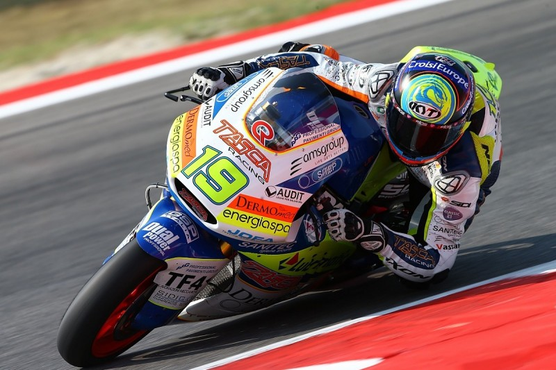 Moto2 veteran Simeon seals final spot on '18 MotoGP grid at Avintia