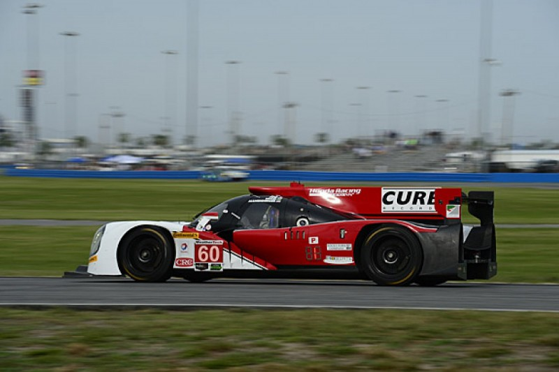 Daytona 24 Hours testing: Pla fastest again for Michael Shank Racing