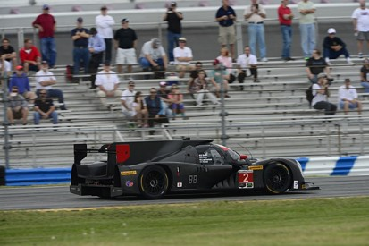 Pipo Derani puts ESM on top in final day of Daytona 24 Hours testing