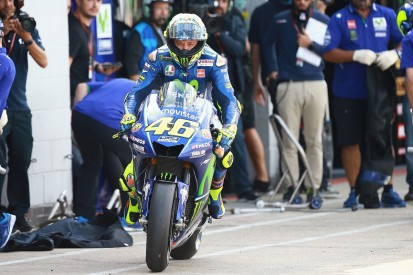 Valentino Rossi to try to return from injury at MotoGP Aragon round