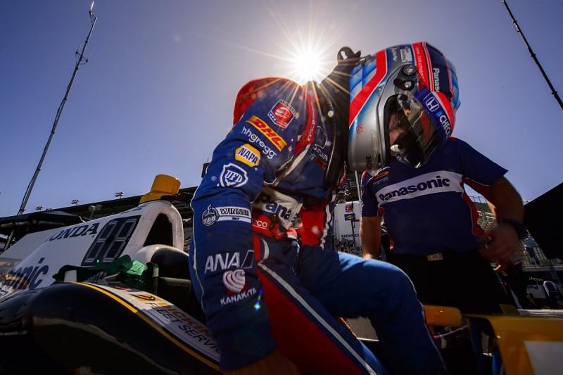 Indianapolis 500 winner Sato rejoins Rahal for 2018 IndyCar season