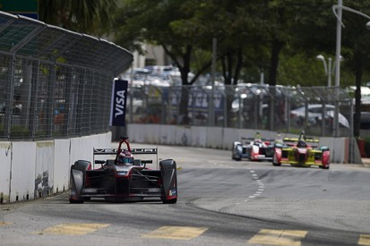 No Formula E power hike for season three