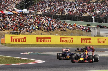 Toro Rosso's early F1 2015 form was tough on Daniil Kvyat