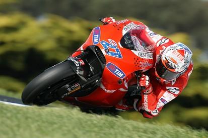 Ducati not planning wildcard MotoGP races for Casey Stoner yet