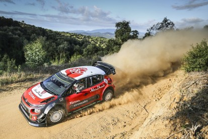 Loeb completes gravel test with Citroen, not drawn on WRC return
