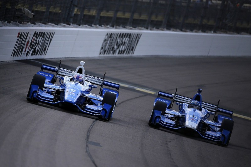 Ganassi IndyCar squad to enter just two cars in the 2018 season