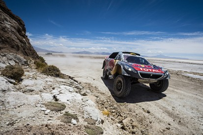 Sebastien Loeb loses Dakar Rally lead to Stephane Peterhansel
