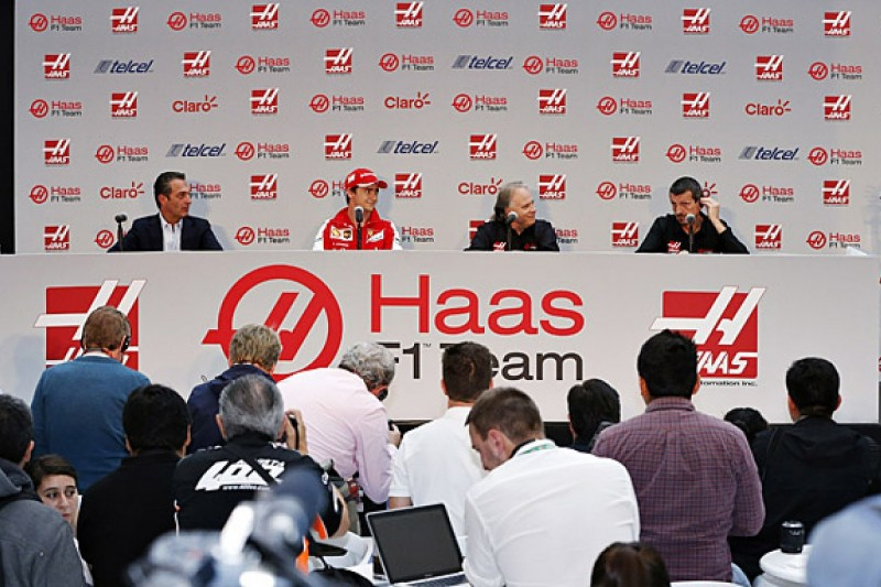 Haas F1 team's first car passes FIA crash tests ahead of testing