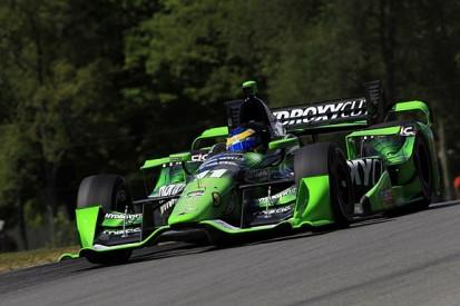 KVSH IndyCar team will only run Sebastien Bourdais in 2016