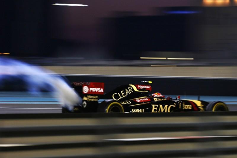 Renault reunion will be easier than 2014 F1 season - Maldonado