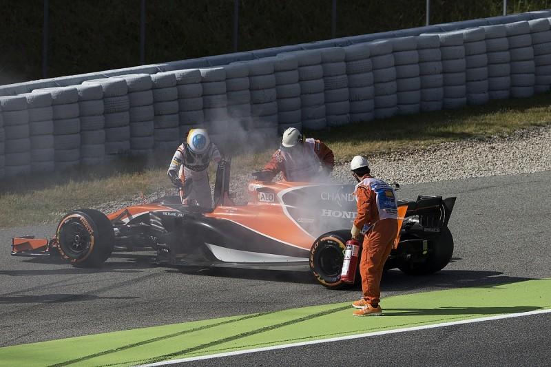 McLaren: Honda F1 engine swap was needed to avert 'proper disaster'