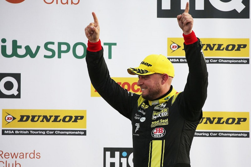 Rob Huff would need paid drive to make full-time BTCC return