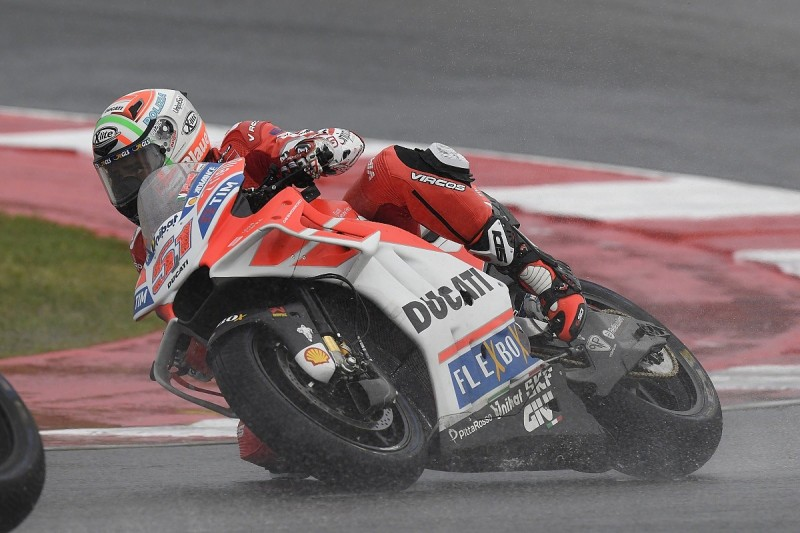 Test rider Pirro calls on Ducati to give him more MotoGP chances