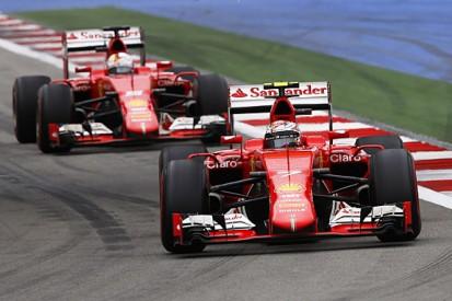 Ferrari delayed work on its 2016 F1 car for 2015 push