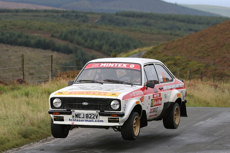 Pritchard's Isle of Man win sets up BHRC title hat-trick chance