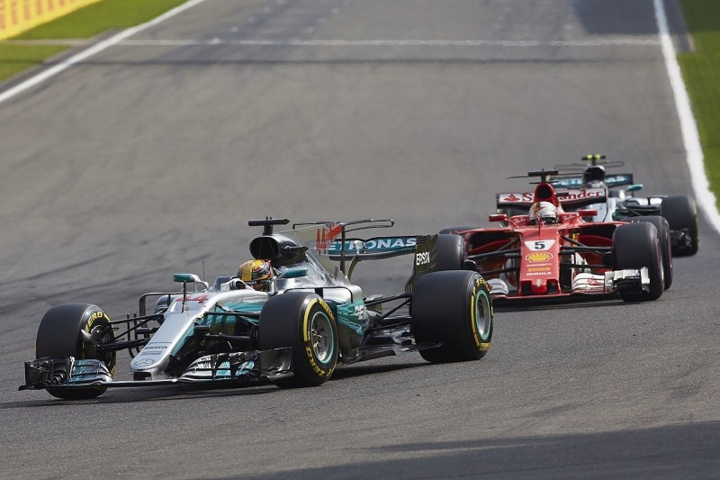 Mercedes and Ferrari split F1 tyre strategy for Malaysian GP