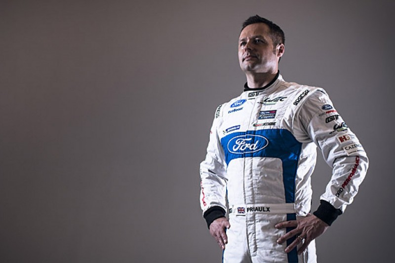 Andy Priaulx explains decision to leave BMW for Ford WEC deal