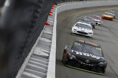 Truex: NASCAR's 2017 stages format has offered title bid safety net