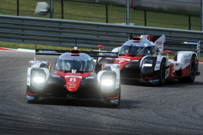 Toyota to prioritises wins over 'minimal' remaining WEC title hopes