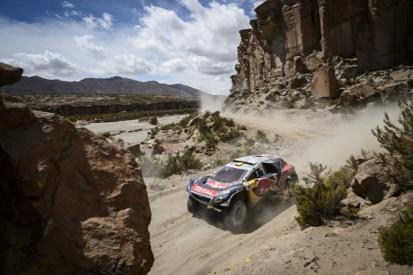 Peterhansel fastest on fourth Dakar Rally stage as Loeb keeps lead