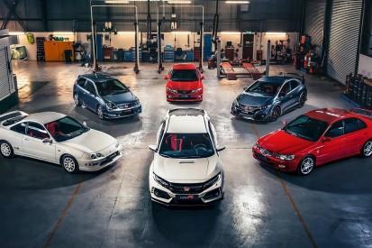 Celebrating 25 years of Honda's Type R badge