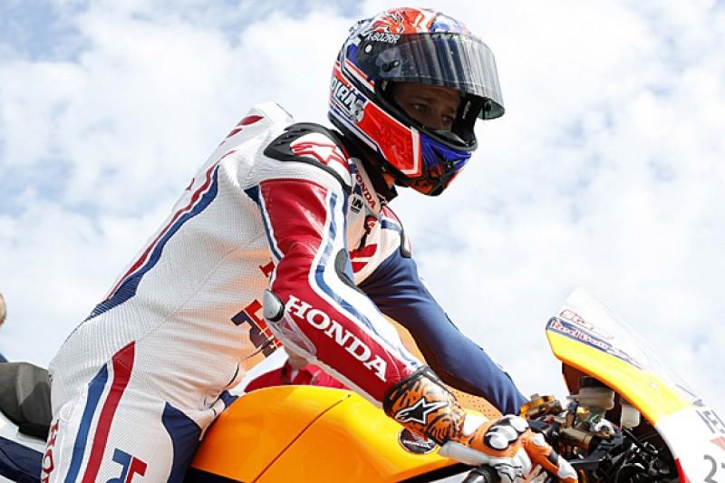Casey Stoner: Marc Marquez felt threatened by my Honda MotoGP role
