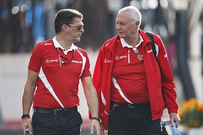 Manor F1 team will race for John Booth and Graeme Lowdon in 2016