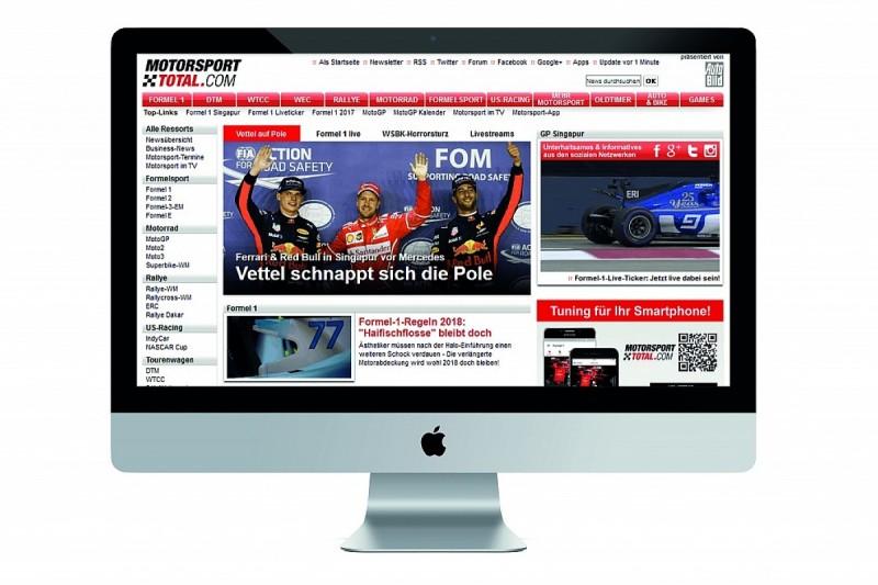 Motorsport Network acquires sport media group for German expansion