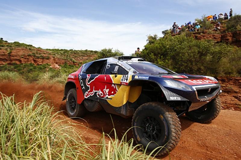 Sebastien Loeb extends Dakar Rally lead with second stage win
