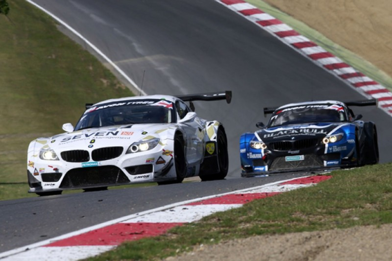 Triple Eight exits GT racing, AmD to run BMWs in British GT in 2016