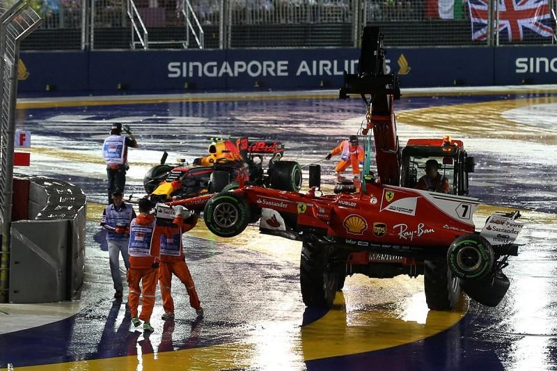 Singapore GP start crash: F1 fans have their say