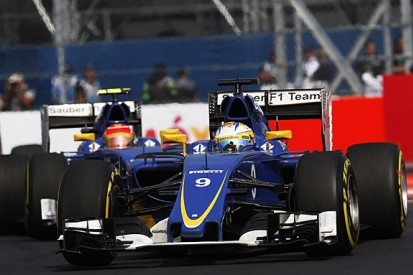Sauber F1 drivers 'not best buddies' after rivalry in GP2