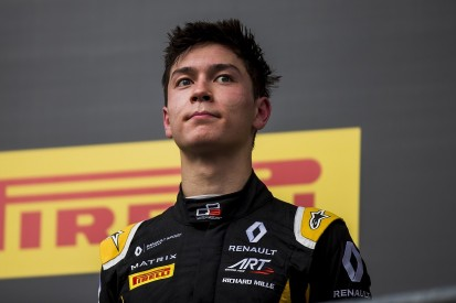 Renault F1 team to give test in 2012 car to GP3 racer Jack Aitken
