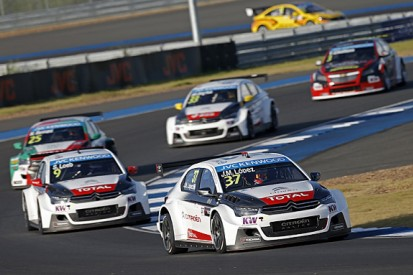 Citroen believes it set WTCC competition level 'too high'