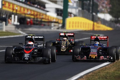 F1 must focus on increasing mechanical grip in 2017, Button says
