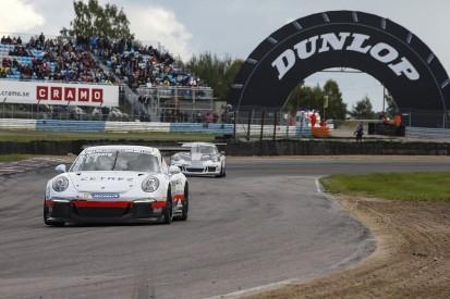 WRC driver Ostberg makes circuit racing debut in Porsche series