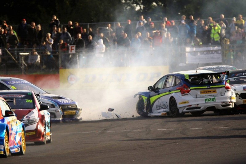 TOCA threatens more race bans after Silverstone BTCC carnage