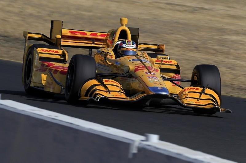 Ryan Hunter-Reay says Honda 'relentlessly' chasing IndyCar gains