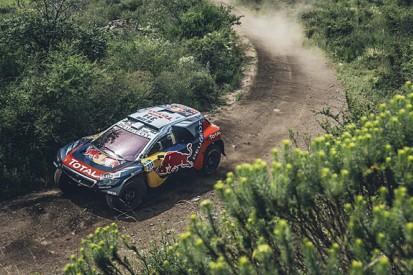 WRC legend Sebastien Loeb takes Dakar Rally lead on second stage