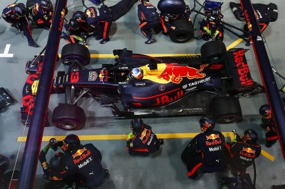 Red Bull feared Daniel Ricciardo would retire from F1 Singapore GP