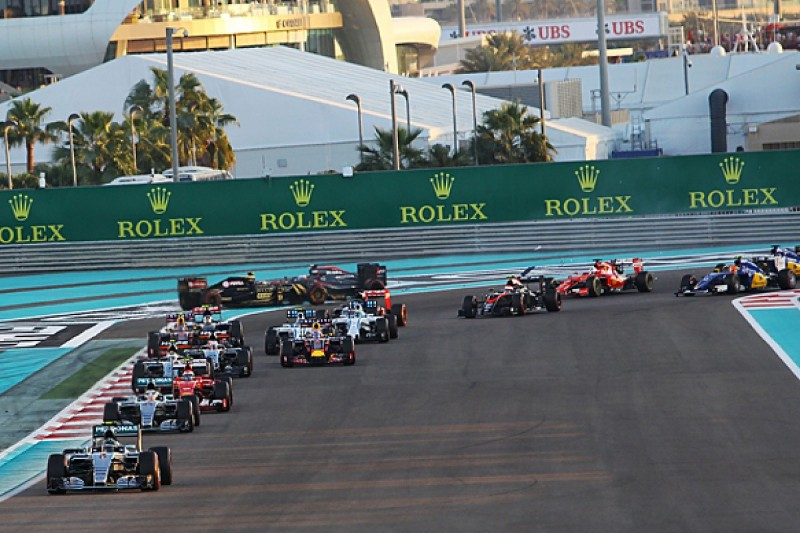 Mercedes willing to compromise to make F1 more unpredictable