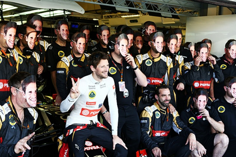 Romain Grosjean hopes for eventual return to Renault F1 team