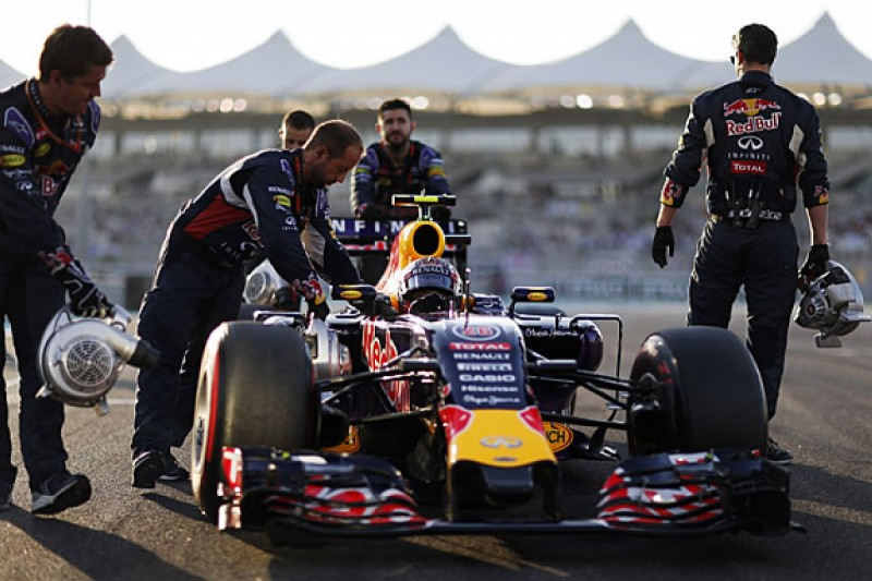 Red Bull believes it will be treading water in F1 in 2016